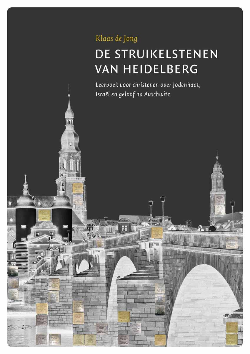 De struikelstenen van Heidelberg - voorkant