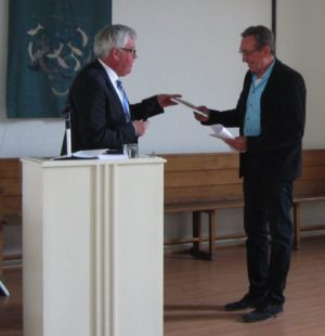 Herdenking ds D A van den Bosch