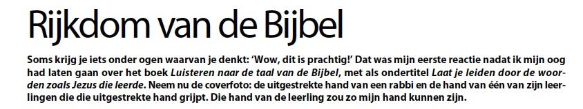 CGK Zwolle Contact kop maart 2016 kopie