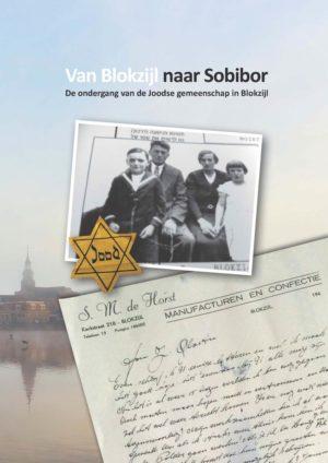 van Blokzijl naar Sobibor - voorkant