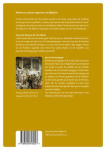 De bijbel lezen met Rabbi Jezus - Lois Tverberg - achterkant