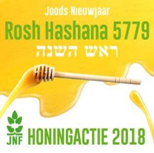 Steun JNF voor honingbijen in Israël