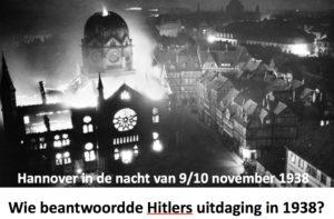 Lezingen Kristallnacht: Hitlers uitdaging in 1938