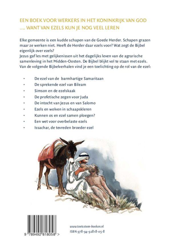 Waarom schiep God de ezel?
