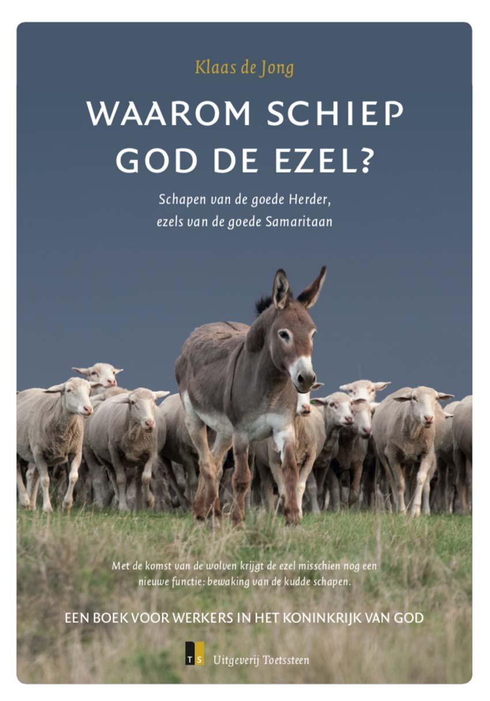 Waarom schiep God de ezel - voorkant