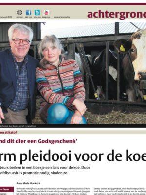Interview regiokrant Alblasserwaard